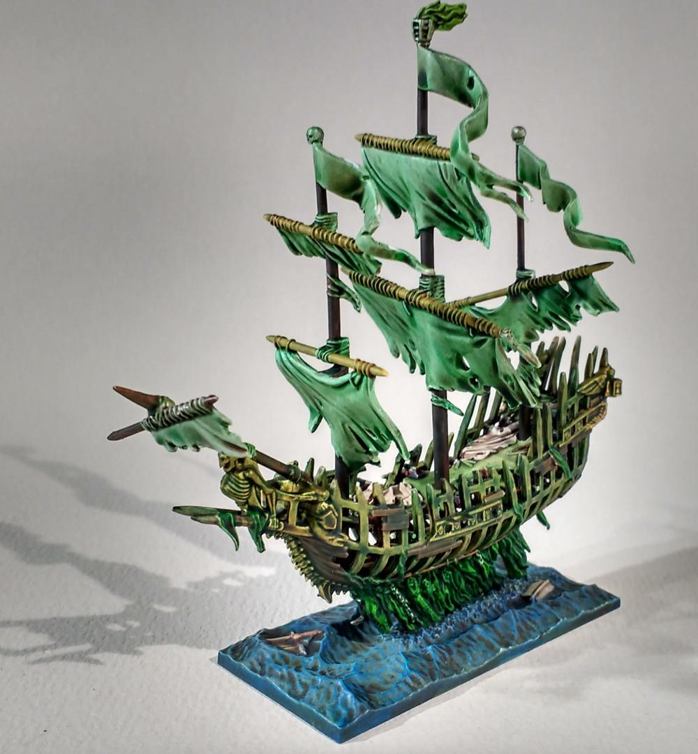 Dreadfleet : des navires dans le monde de Warhammer 17110312252123099315352627
