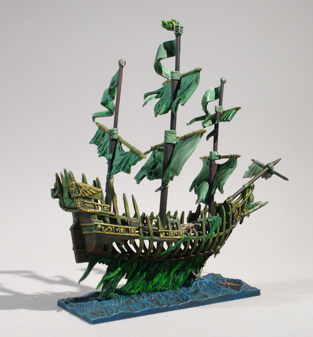 Dreadfleet : des navires dans le monde de Warhammer 17110312252323099315352628