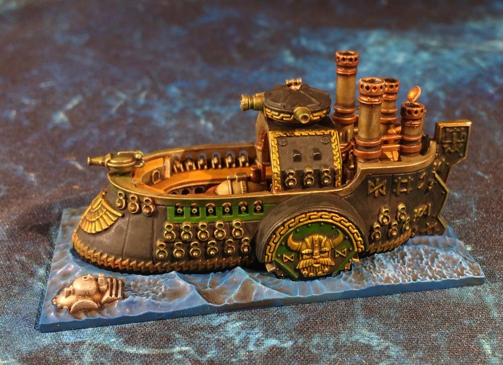 Dreadfleet : des navires dans le monde de Warhammer 17110507583723099315356210