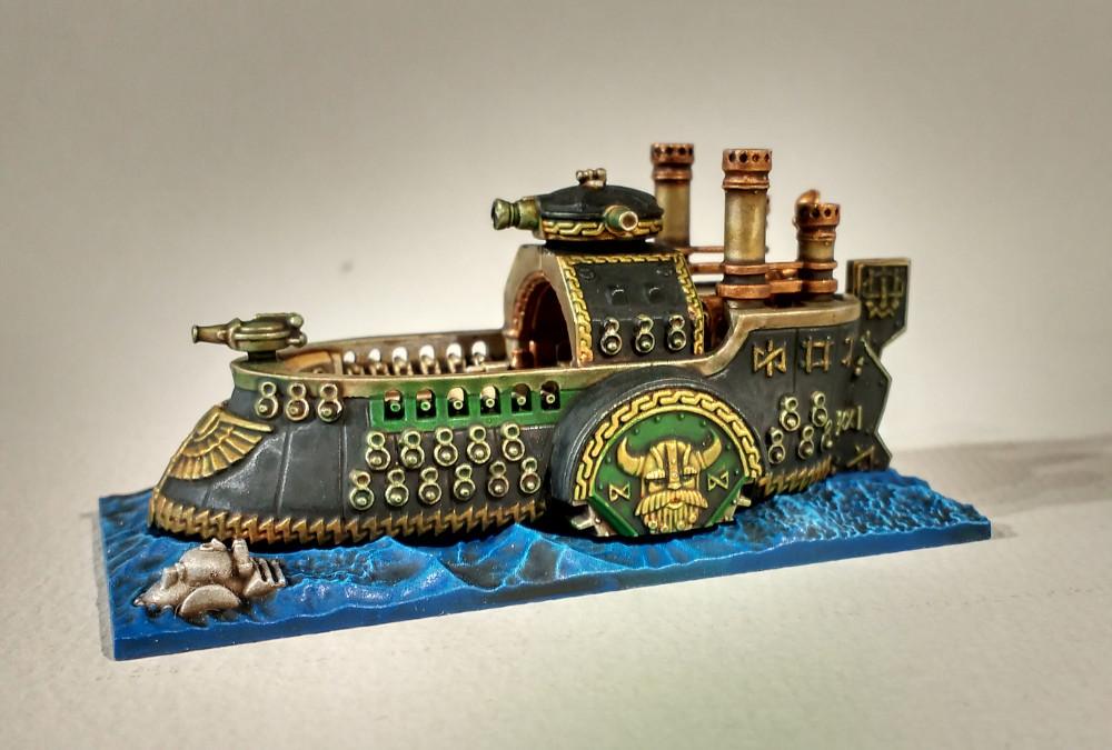 Dreadfleet : des navires dans le monde de Warhammer 17110507584023099315356212