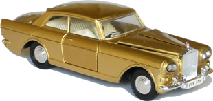 Rolls-Royce Silver Cloud III coupé Dinky-Toys