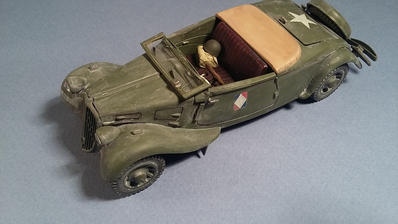 Traction Avant 6e RCA 1945 1/32 17111003231215435715362146