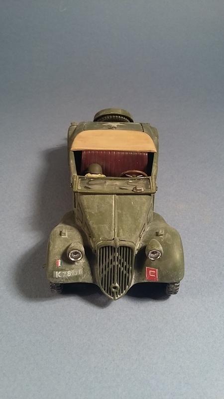 Traction Avant 6e RCA 1945 1/32 17111003231215435715362147