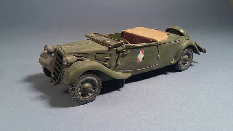 Traction Avant 6e RCA 1945 1/32 17111003231315435715362148