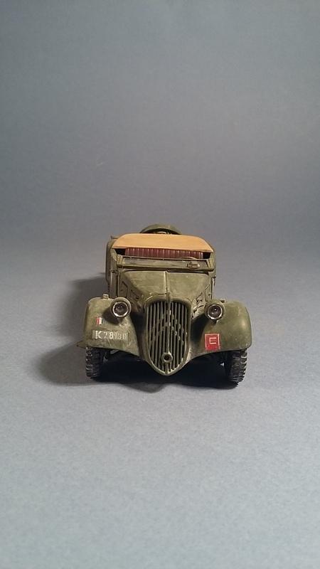 Traction Avant 6e RCA 1945 1/32 17111003231415435715362150