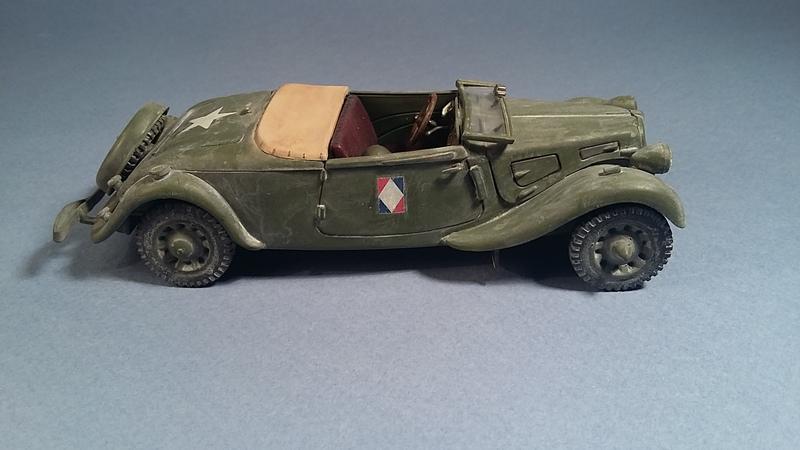 Traction Avant 6e RCA 1945 1/32 17111003231415435715362152