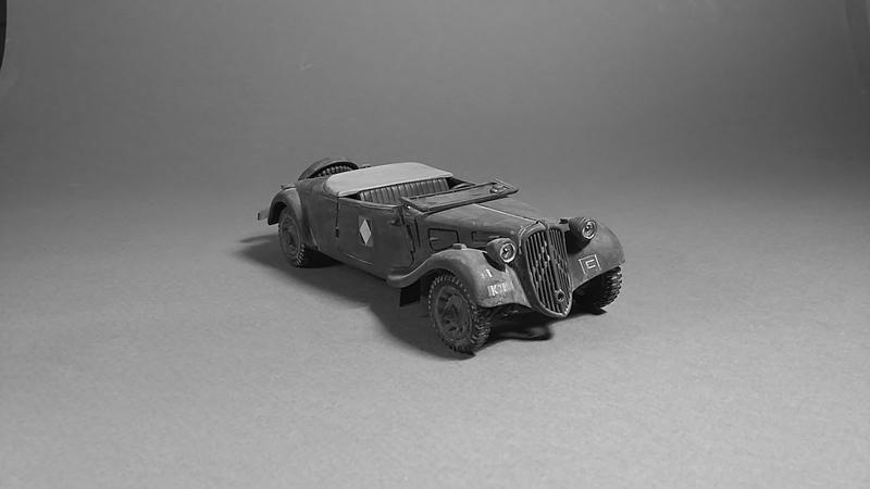 Traction Avant 6e RCA 1945 1/32 17111003401015435715362155