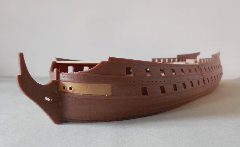 Le Glorieux (maquette Heller au 1/150) 17111302451523099315368457