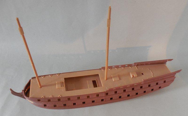 Le Glorieux (maquette Heller au 1/150) 17111302451823099315368461