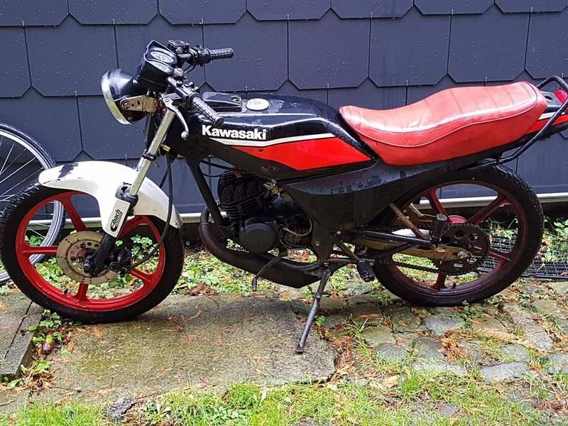 Kawasaki AR 50 17111511544523204415373036