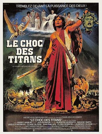 MUSIQUE : LE CHOC DES TITANS - Prologue and Main Title dans Le Choc des Titans 17111809480115263615375707