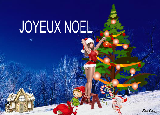 1 animation flash 007 Noël