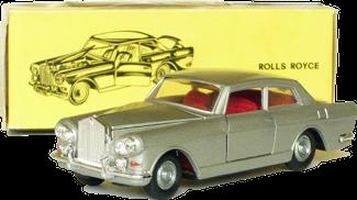 Rolls-Royce Silver Cloud III Politoys