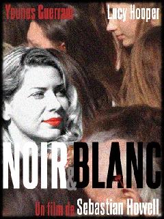 Album Cinejeu- Image Affiche Noir et Blan