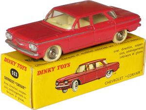 Chevrolet Corvair Dinky-Toys