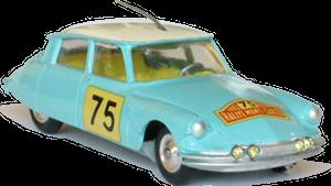 Citroën DS19 Rallye Monte-Carlo 1965 Corgi-Toys