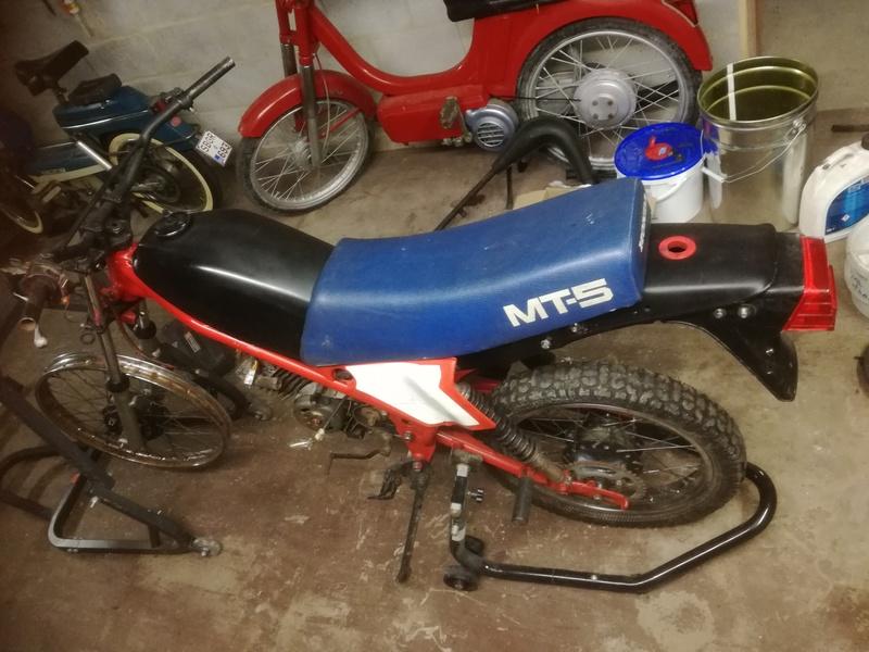 Honda MT 50 17112908593323204415393147