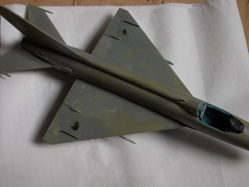 MiG-21 F-13 (Trumpeter 1/48) 17120107024710194415396294