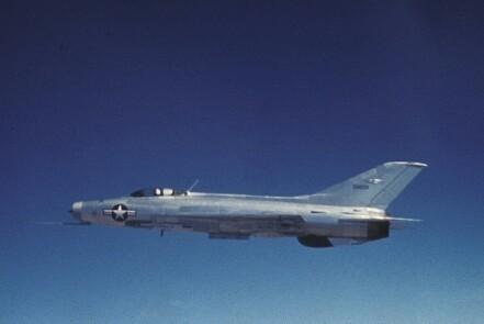 MiG-21 F-13 (Trumpeter 1/48) 17120107323910194415396324