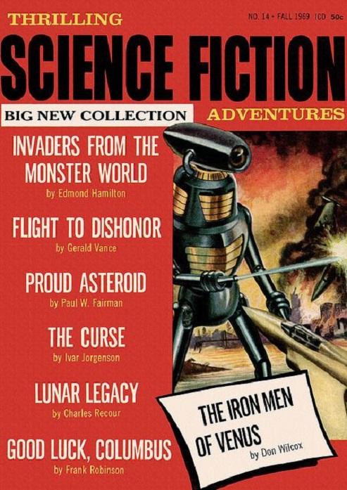 PULPOCOVER - Thrilling Science-Fiction Adventures dans Pulpocover 17120108003815263615395608