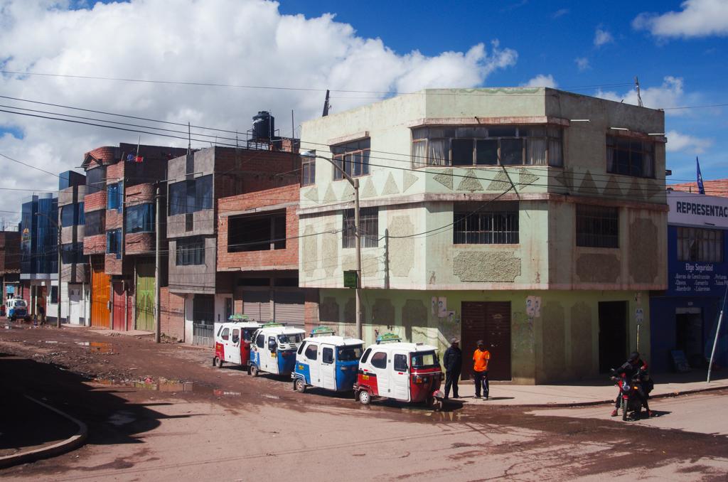 Pérou - De Paracas à Juliaca 17120409262412768015401711