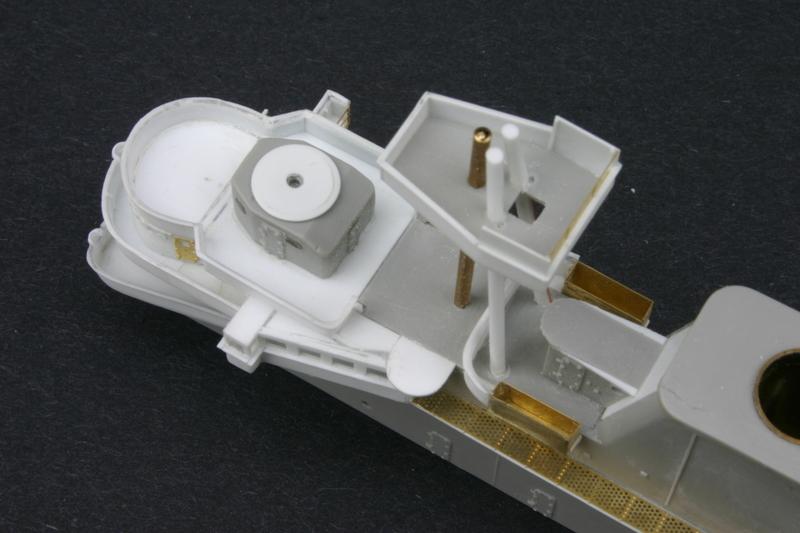 [Trumpeter] USS HORNET CV8 1/350 17120411464623134915401926