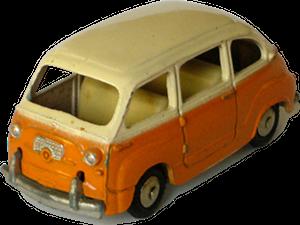 Fiat Multipla Mercury