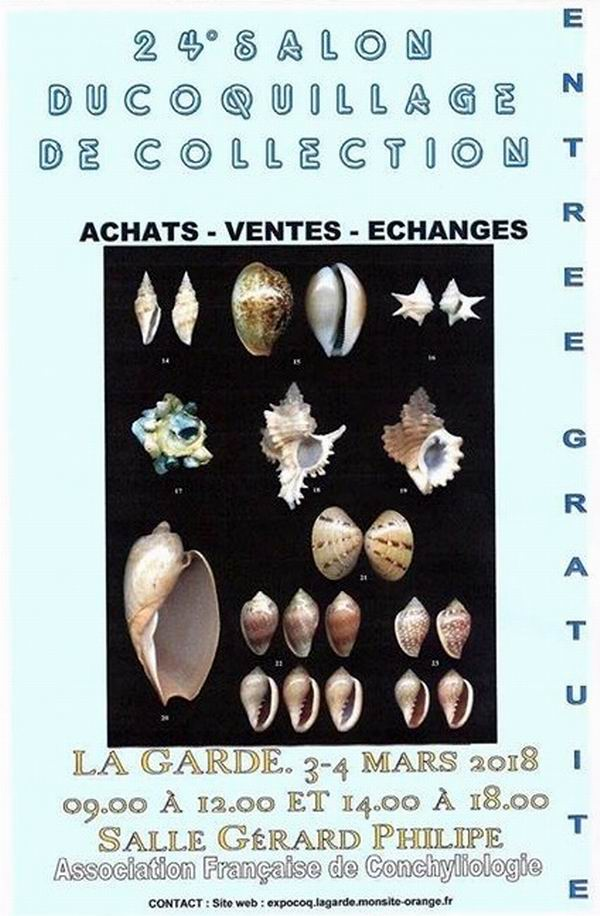 2018 Bourse de La Garde - 3 et 4 mars 17120606592214587715404703