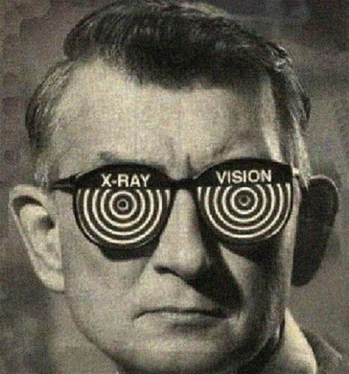 RETROMAD - Le X-Ray Vision dans Retromad 17120608201515263615403511