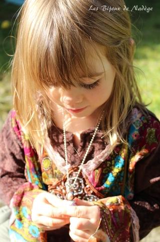 Bijoux fantaisie enfant