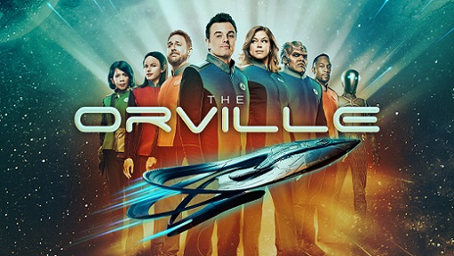 SÉQUENCE B.O. : The Orville - The Theme and the cast dans B.O. 17120808025115263615406625