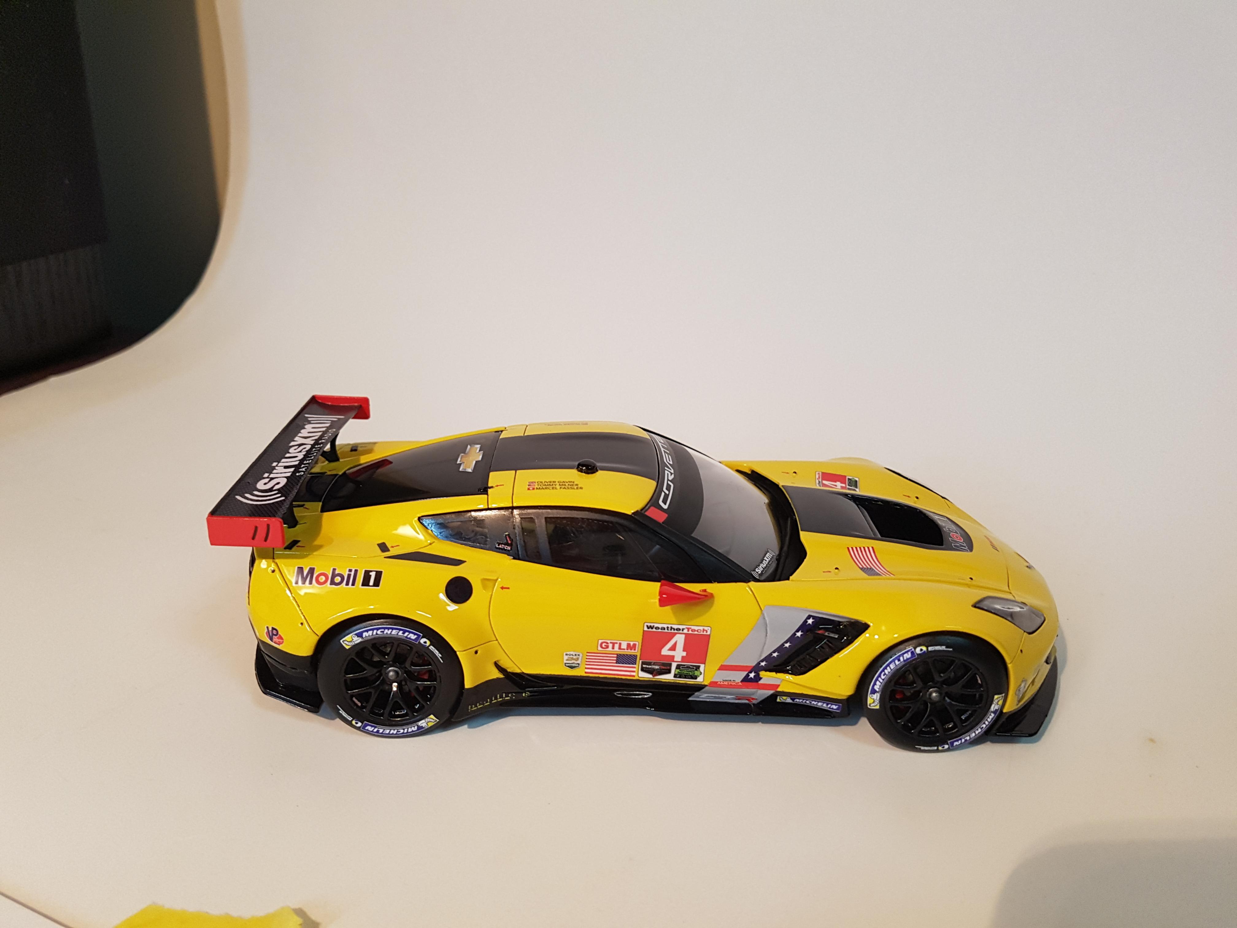 Corvette c7 r 17121002365123481015409008
