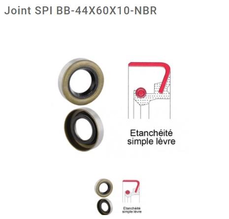 Joint étanchéité boite 17121007273410683715409920