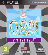Nom Nation (PS3 Minis)