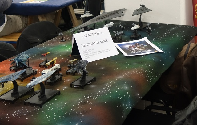 Space Op', ma version d'Armada, premier test à Octogône 2017 17121906593622543815419531
