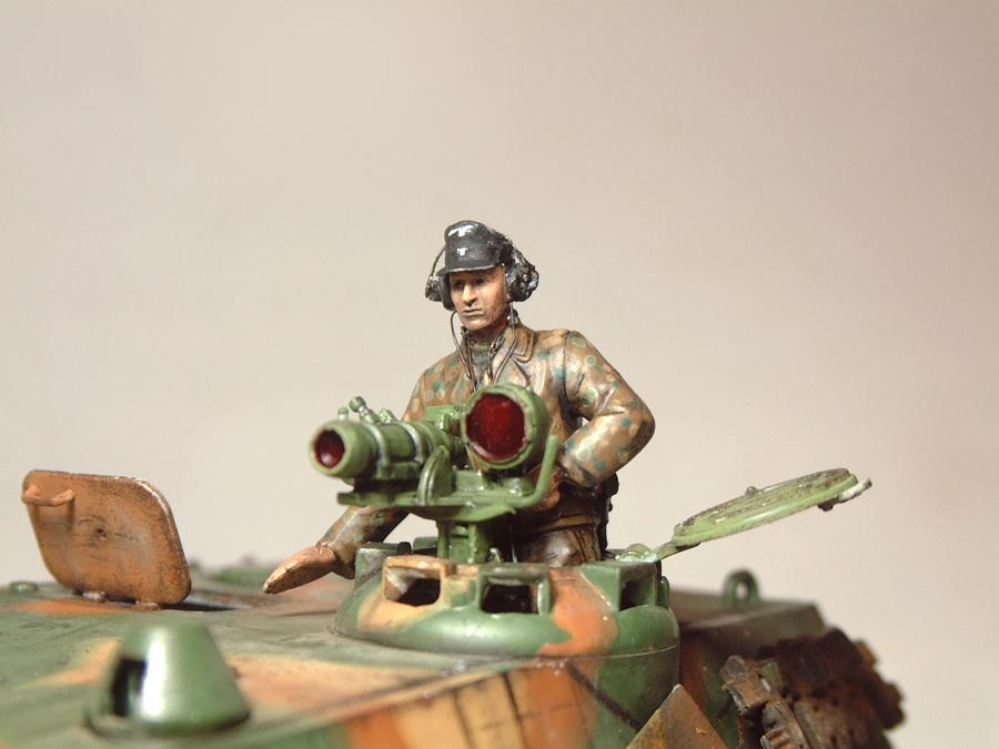 E-100 Super Heavy  Tank - 1/35e [Trumpeter] 1712280200444769015427654