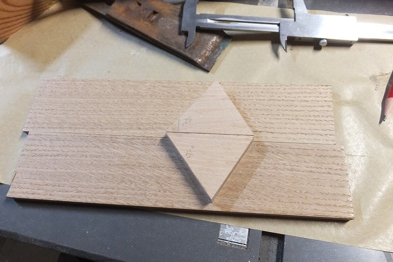 Restauration ? Fabrication d'un petit rabot en bois  17122909395318313815430778