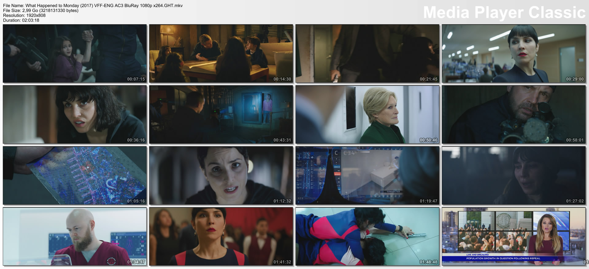 What Happened to Monday (2017) VFF-ENG AC3 BluRay 1080p x264.GHT