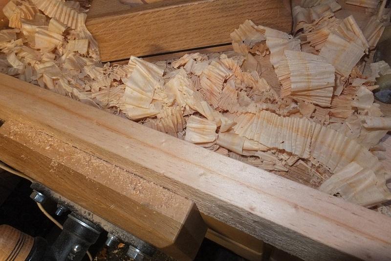 Restauration ? Fabrication d'un petit rabot en bois  18010109154318313815433804