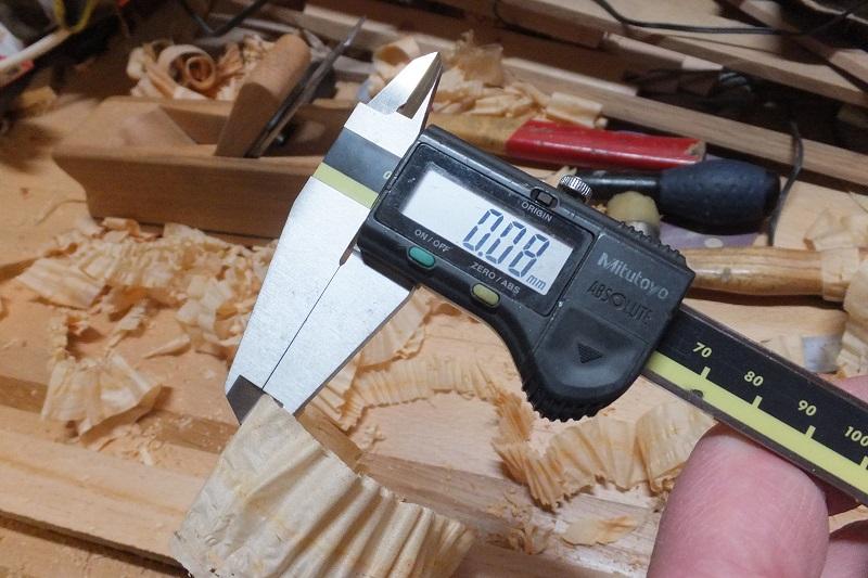 Restauration ? Fabrication d'un petit rabot en bois  18010109154718313815433805