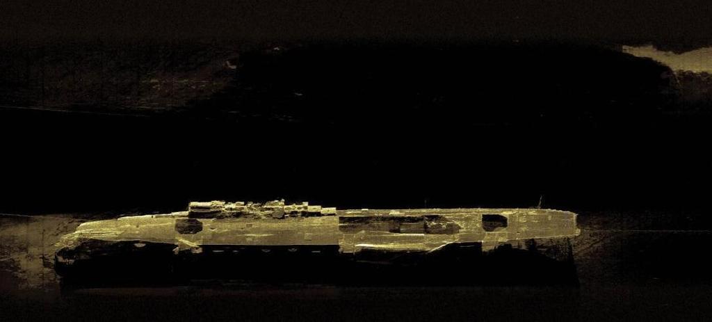 PA DKM Graf Zeppelin PE Pont en bois 1/350 18010307420823134915435548