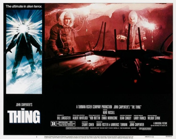 18010406530315263615435892 dans The Thing