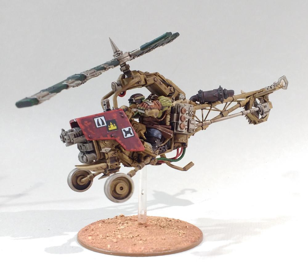 Des Zélikos orks Warhammer 40K 18010409391123099315438047