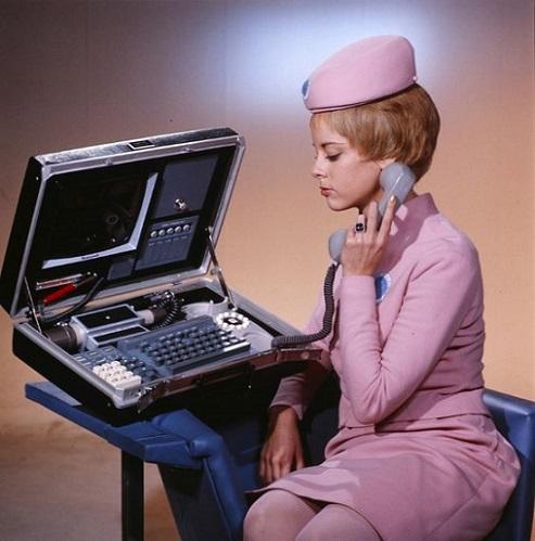 RÉTROFUTURISME - Le téléphone portable  dans Rétrofuturisme 18010607102615263615438880