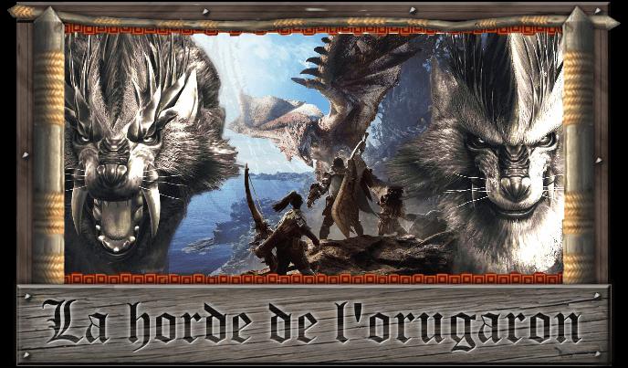 La Horde de l'Orugaron : Team Monster Hunter 18010711073221395315440787