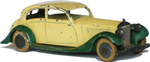 Rolls-Royce 20/25 hp Dinky-Toys