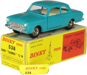Ford Taunus 12M Dinky-Toys