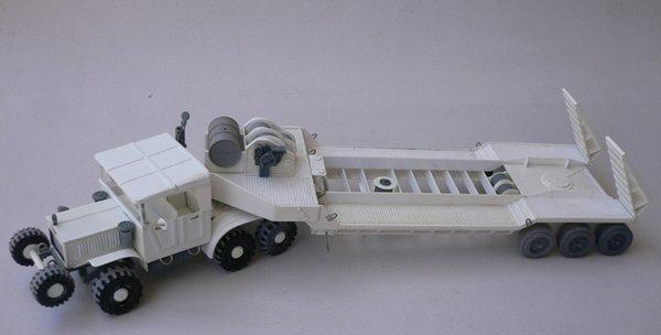 Un porte char en scratch pour W40K... On délire un peu 18011012051923099315443159