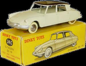 Citroën DS 19 Dinky-Toys