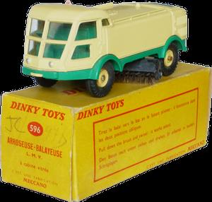 LMV Balayeuse Dinky-Toys